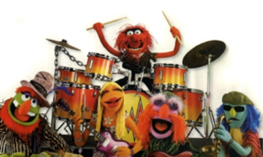 The Band (Muppet Show)-- Photographs.