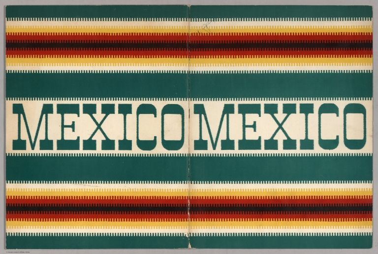 Covers: Mexico.